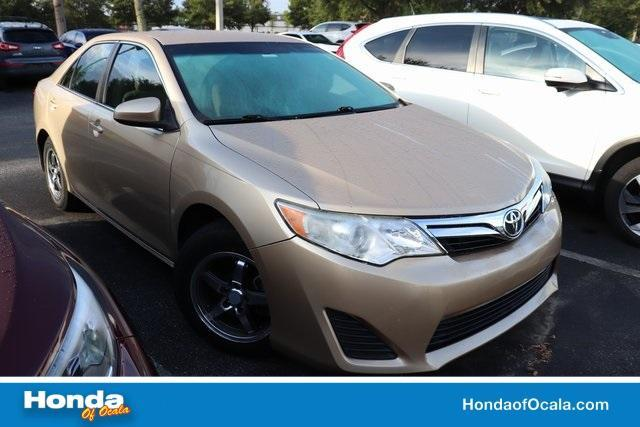 used 2012 Toyota Camry car, priced at $11,940