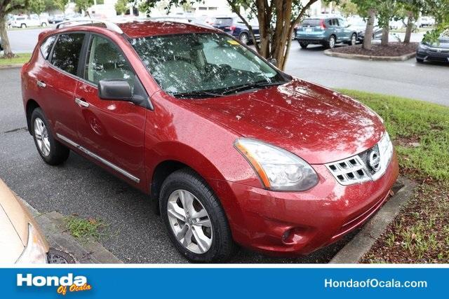 used 2015 Nissan Rogue Select car, priced at $12,000