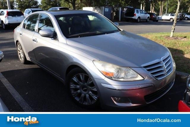 used 2009 Hyundai Genesis car, priced at $7,500