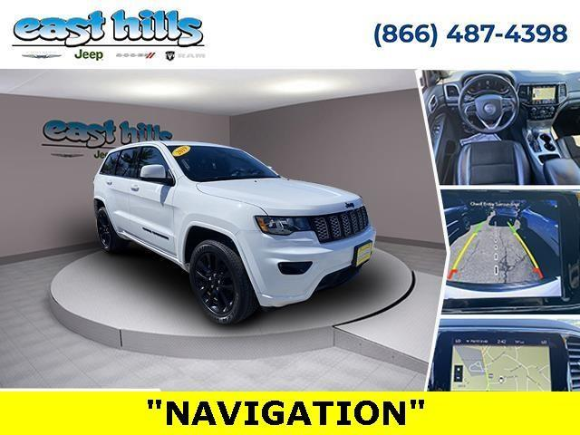 used 2019 Jeep Grand Cherokee car, priced at $32,335