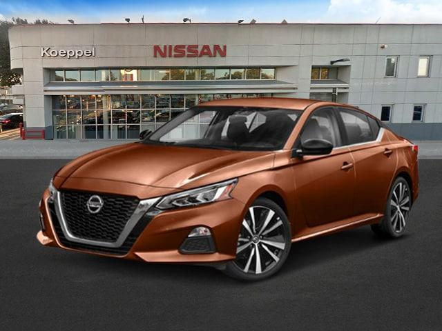 new 2021 Nissan Altima car, priced at $29,522