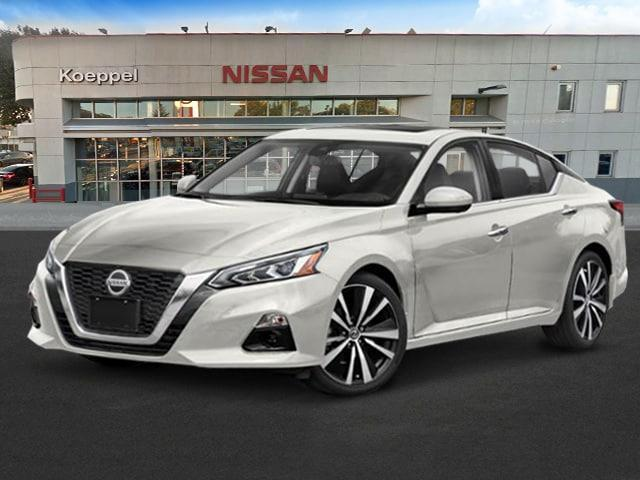 new 2021 Nissan Altima car, priced at $32,204