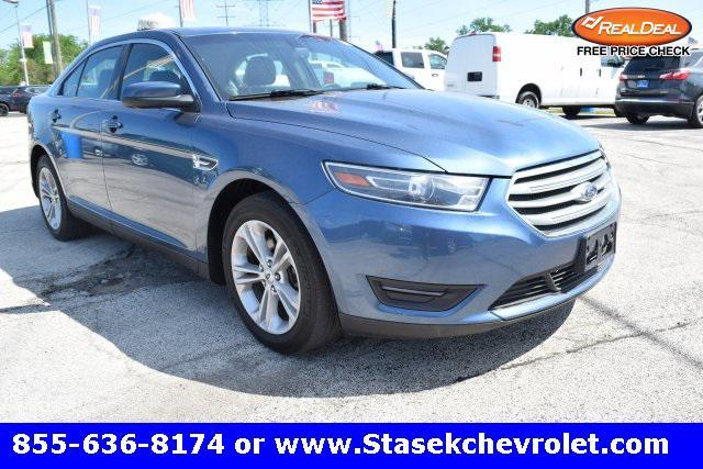 used 2018 Ford Taurus car, priced at $18,894