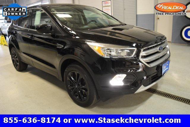 used 2017 Ford Escape car, priced at $18,994