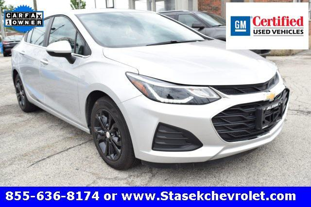 used 2019 Chevrolet Cruze car, priced at $18,994