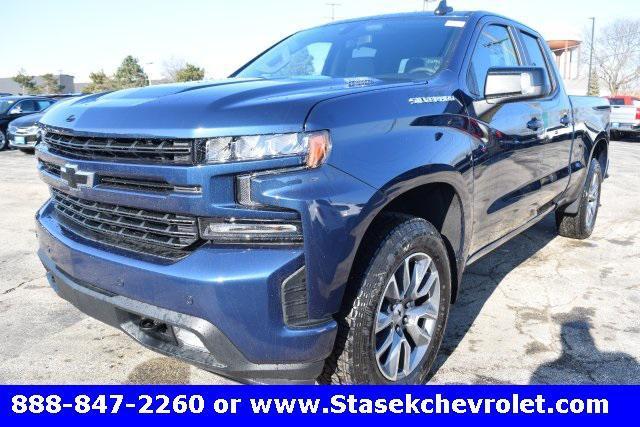 new 2020 Chevrolet Silverado 1500 car