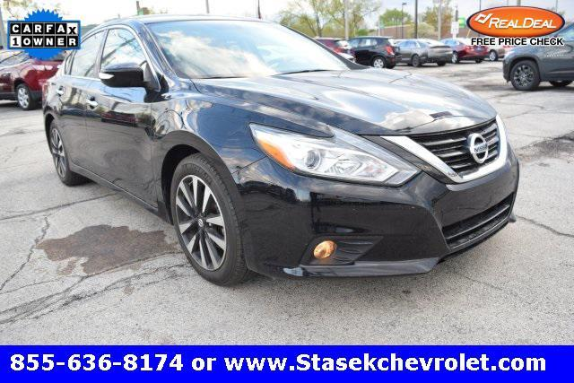 used 2018 Nissan Altima car, priced at $19,894