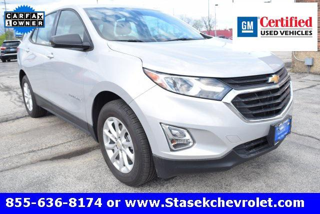 used 2019 Chevrolet Equinox car, priced at $19,994