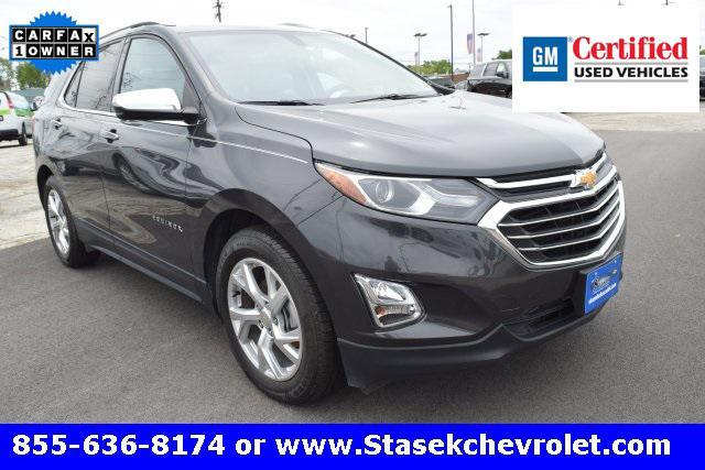 used 2018 Chevrolet Equinox car, priced at $27,995