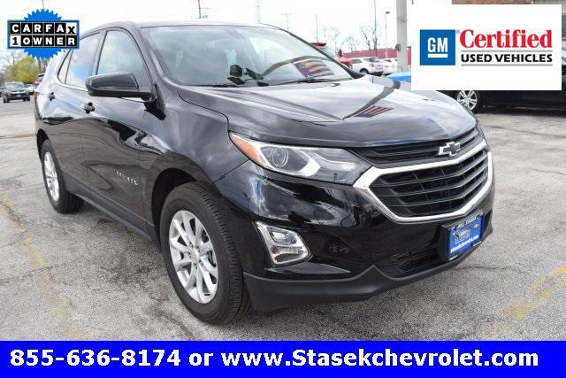 used 2018 Chevrolet Equinox car, priced at $22,993