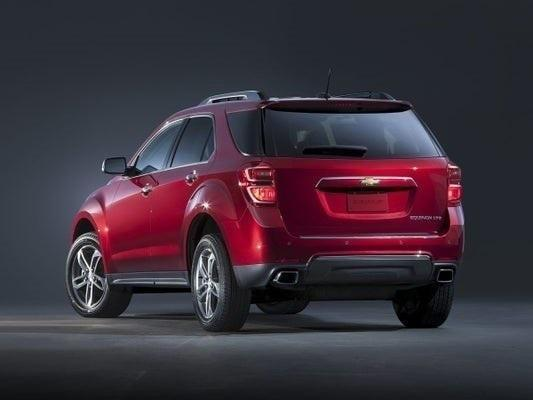 used 2017 Chevrolet Equinox car, priced at $18,894