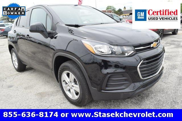 used 2019 Chevrolet Trax car, priced at $17,994