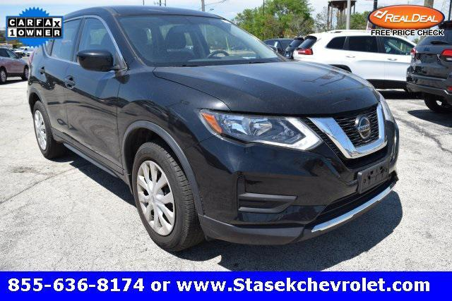 used 2018 Nissan Rogue car, priced at $18,894