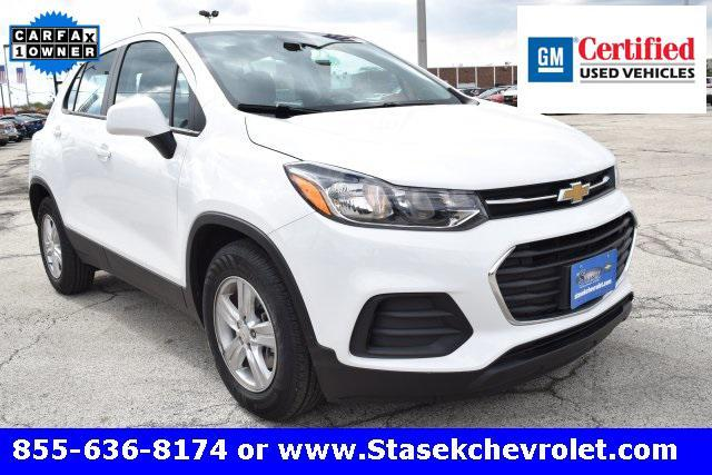 used 2020 Chevrolet Trax car, priced at $17,894