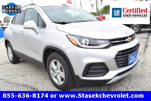 used 2018 Chevrolet Trax car, priced at $17,594