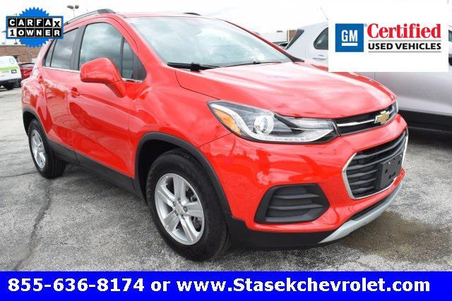 used 2020 Chevrolet Trax car, priced at $18,899