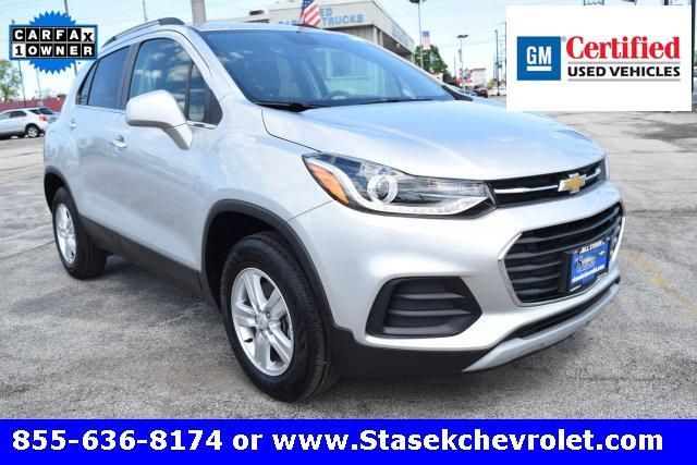 used 2018 Chevrolet Trax car, priced at $18,794