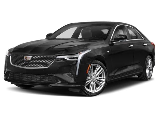 new 2021 Cadillac CT4 car, priced at $43,685