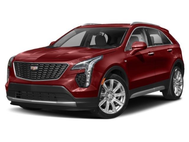 new 2021 Cadillac XT4 car, priced at $45,465