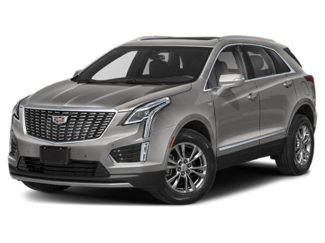 new 2021 Cadillac XT5 car, priced at $45,965