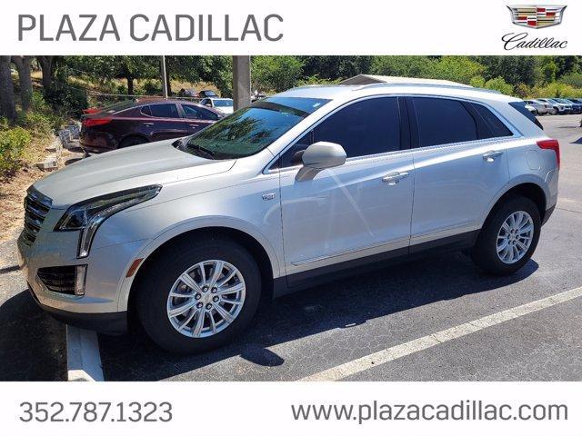 used 2018 Cadillac XT5 car, priced at $30,900