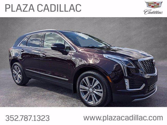 new 2021 Cadillac XT5 car, priced at $58,810
