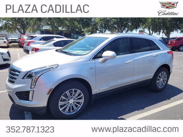 used 2018 Cadillac XT5 car, priced at $34,900