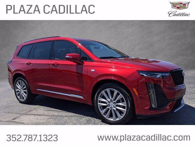 new 2021 Cadillac XT6 car, priced at $68,570