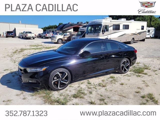 used 2020 Honda Accord car, priced at $28,400