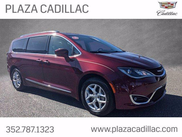 used 2018 Chrysler Pacifica car, priced at $34,900