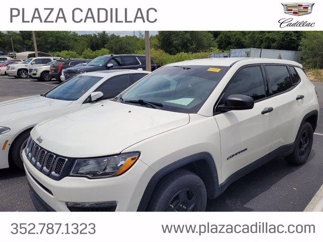 used 2018 Jeep Compass car, priced at $18,900