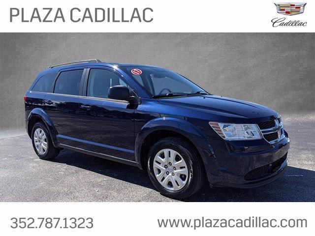used 2017 Dodge Journey car, priced at $12,900