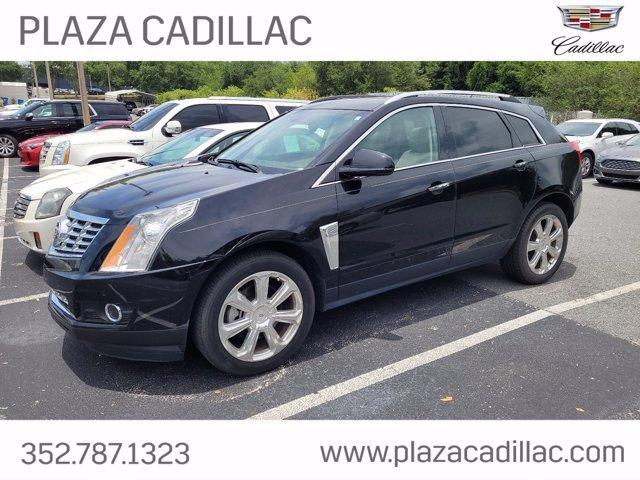 used 2015 Cadillac SRX car, priced at $27,500