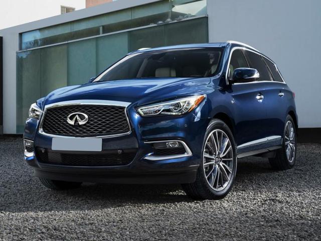 new 2020 INFINITI QX60 car, priced at $50,745