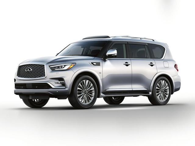 new 2020 INFINITI QX80 car, priced at $70,830