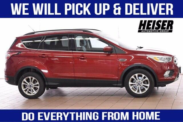 used 2017 Ford Escape car, priced at $19,188