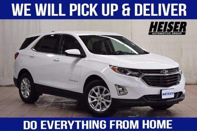 used 2018 Chevrolet Equinox car, priced at $21,498
