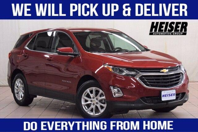 used 2018 Chevrolet Equinox car, priced at $20,682