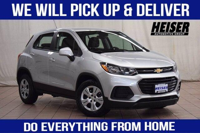 used 2018 Chevrolet Trax car, priced at $17,498