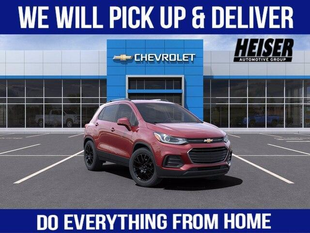 new 2021 Chevrolet Trax car, priced at $23,083