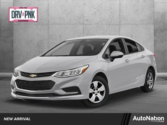used 2016 Chevrolet Cruze car, priced at $12,498