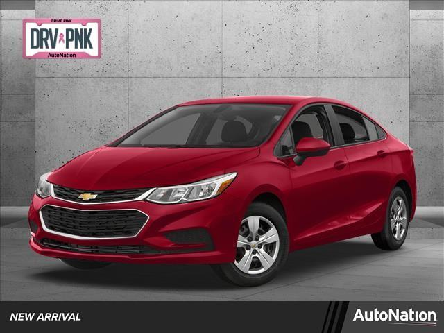 used 2018 Chevrolet Cruze car, priced at $14,998