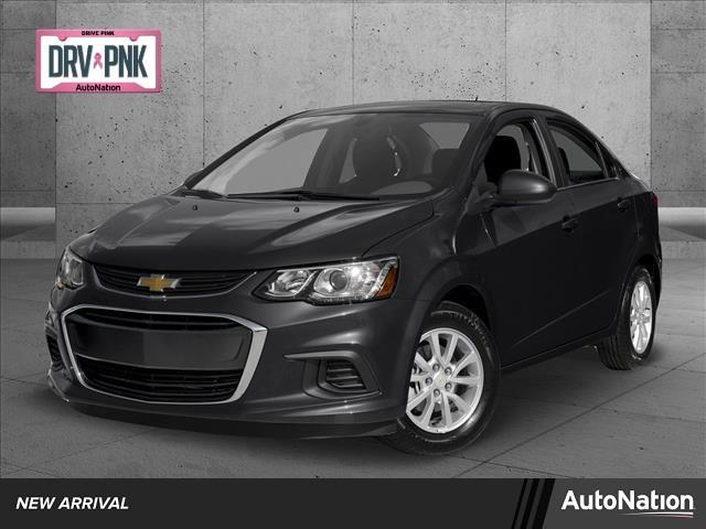 used 2017 Chevrolet Sonic car, priced at $10,952