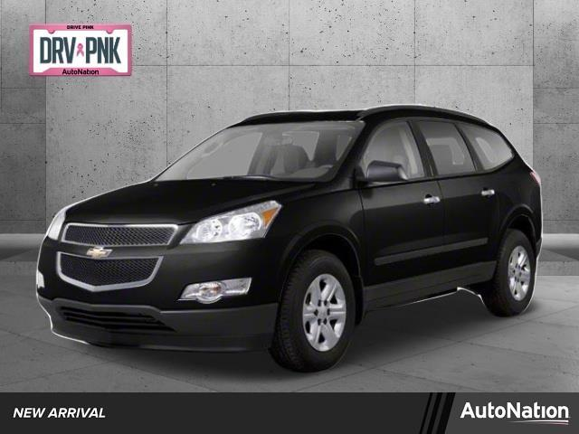 used 2012 Chevrolet Traverse car, priced at $10,998