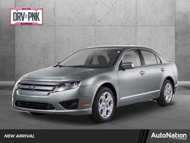 used 2012 Ford Fusion car, priced at $12,995