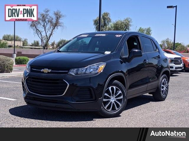 used 2017 Chevrolet Trax car, priced at $13,291