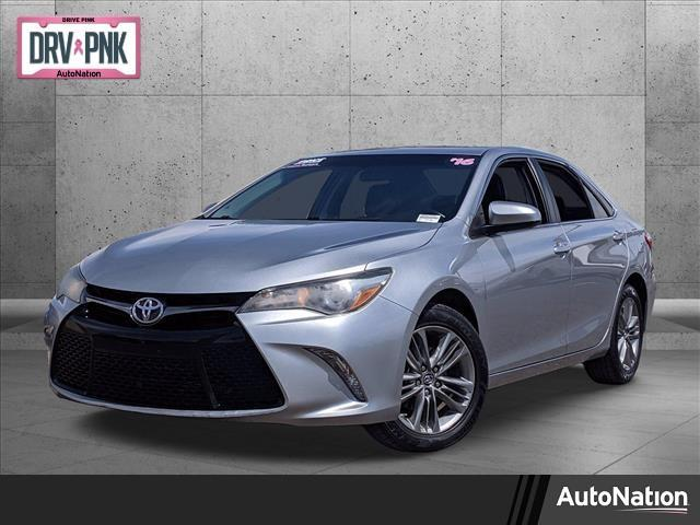 used 2016 Toyota Camry car, priced at $14,395