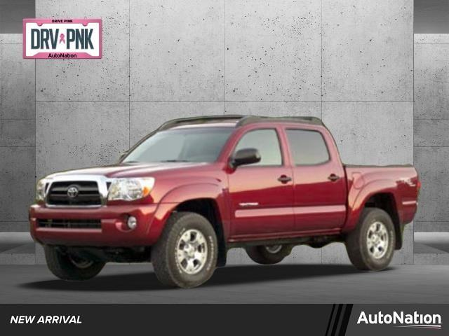 used 2005 Toyota Tacoma car, priced at $13,598