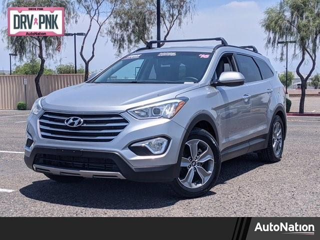 used 2016 Hyundai Santa Fe car, priced at $14,999
