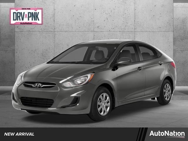 used 2014 Hyundai Accent car, priced at $7,492